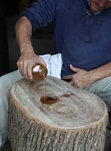 Möbel Stump : 17 apart how to diy stump table diy wohnen ~ Pilothousefishingboats.com Haus und Dekorationen
