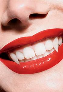 fangs, teeth, vampire - image #262017 on Favim.com