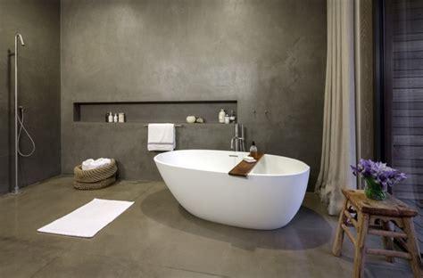 concrete bathroom flooring designs ideas design