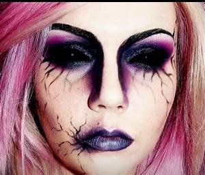 Goth makeup | wicked queen pics | Pinterest | Awesome ...