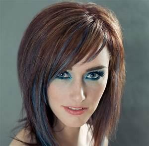 Coiffure Femme Mi Long : coiffure moderne cheveux mi long tendances 2019 ~ Melissatoandfro.com Idées de Décoration