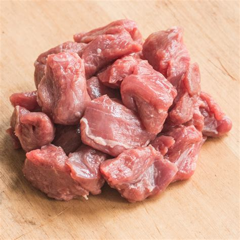 dog treat raw lamb stew