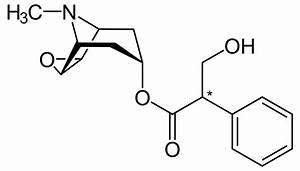 Scopolamine  U2014 Wikip U00e9dia
