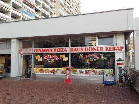 Olympia Pizza Haus Döner Kebap  Kebab Milbertshofen
