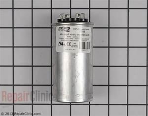 Dual Run Capacitor - Cpt00656