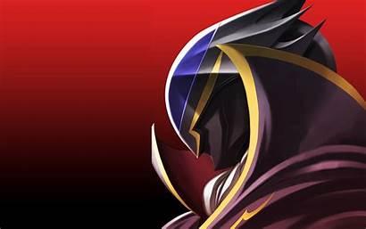 Lelouch Geass Code Lamperouge Zero Anime Wallpapers