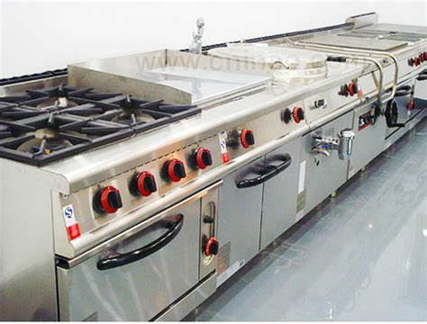 electric grill flat range griddle restaurant commercial glass ceramic buffet table equipment kitchen guangzhou
