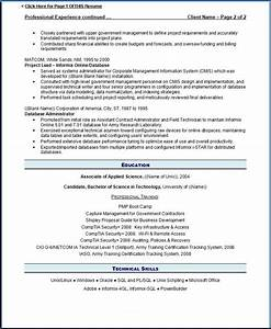 resume samples 2 pages With resume writing guild reviews