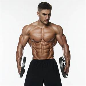 Profile  Ryan Terry   Workout Routine  U0026 Diet