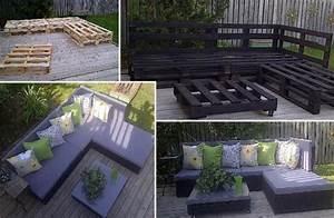 16 DIY Outdoor Furniture Pieces - BeautyHarmonyLife