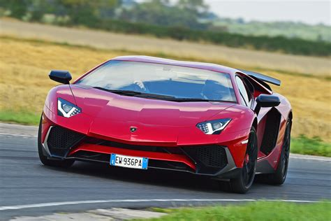 Review Lamborghini Aventador by Lamborghini Aventador Sv Review Auto Express