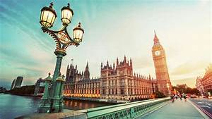 Houses Of Parliament And Big Ben From Westminster Bridge ...