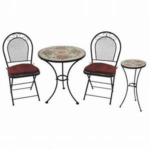 Impressive Small Cafe Table Set Keeran Bistro Table