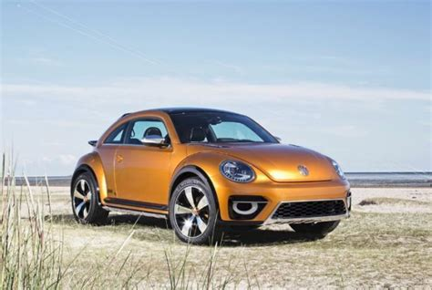 vw beetle suv coming  hybrid  allroad version