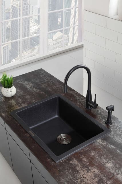 black single bowl kitchen sink sharty storage shed 20 x 20 undermount sink 7902