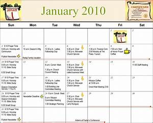 Vistoso Community Church :: Calendar :: January 2010