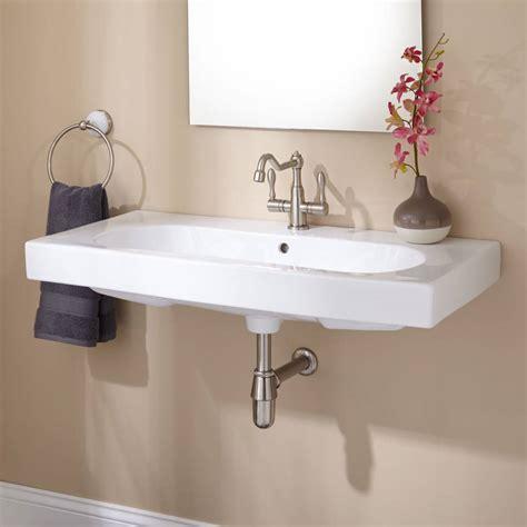 wall mount kitchen sink decora 231 227 o de pias de banheiros 6943