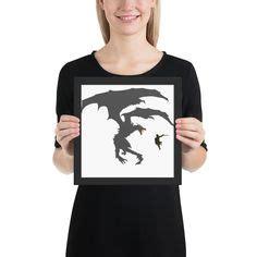 dragon fantasy rpg framed poster fantasy rpg rpg fantasy