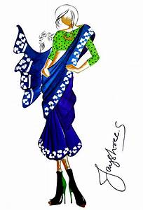Art Wardrobe – Fashion illustrations and other art forms