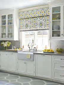 Kitchen Curtains Valances Patterns by Designing Home Current Trends In Window Treatments