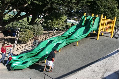 Paddle Boats Dennis Menace Park by Dennis The Menace Park Monterey Slides Climbing Wall