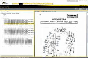 Caterpillar Lift Trucks 2019  Mcfa  Usa Parts And Service