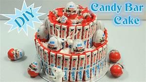 Duplo Torte Basteln : candy bar cake torte aus schokoriegeln s igkeiten youtube ~ Frokenaadalensverden.com Haus und Dekorationen