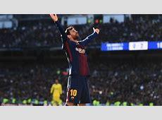 El Clasico, Real Madrid v Barcelona video, highlights Leo