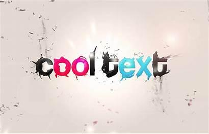 Text Cool Effect Photoshop Liquid Brush Psd