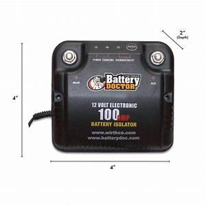 100 Amp Battery Isolator