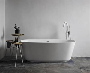 231302 INO FREESTANDING BATHTUB BY LAUFEN Kitchens