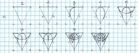 drawing tutorial celtic knot - Google Search   Celtic knot