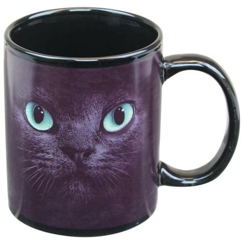 Browse through target.com or check out your local target to find small cups, large mugs & more in a variety of materials like ceramic, glass & porcelain. Just Funky Black Cat With Green Eyes 11oz Coffee Mug : Target