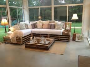 Interiors Meubles Decoration Canapes by Comment Fabriquer Un Canap 233 En Palette Tuto Et 60 Super