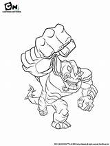 Ben Coloring Alien Force Coloriage Humungousaur Ultimate Drawing Ten Colouring Aliens Clip Colorear Attaque Printable Upchuck Stinkfly Clipart Swampfire Coloringhome sketch template
