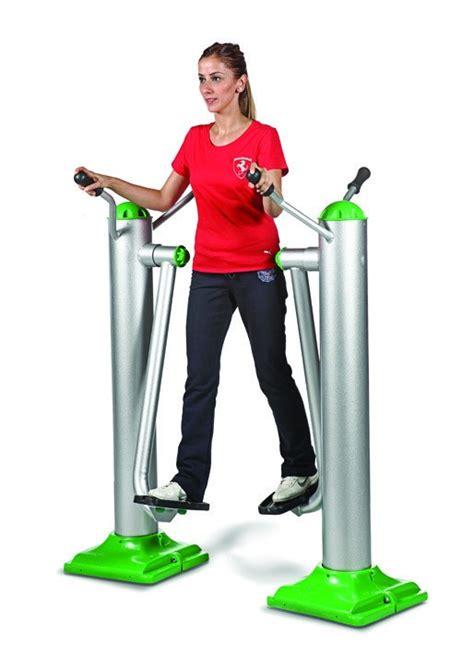 walker air heavy duty outdoor exercise machine based remove equipment sponge elliptical petroleum solvent detergent mild dirt solution surface clean