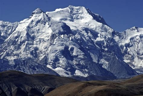 The Himalaya Mountains