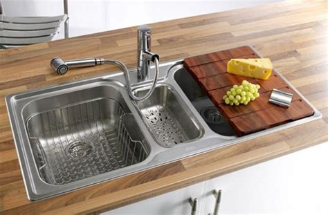 Small Kitchen Sinks  Kitchenideasecom