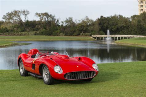 Proto organisation, the company in charge, claimed both football stars, lionel messi and cristiano ronaldo, had put in their bids. Ferrari 335 S Spyder Scaglietti (#0674M) '1957   Ferrari, Spyder, Sports car
