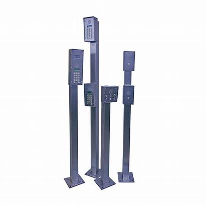 Posts Steel Stainless Videx Security Applications