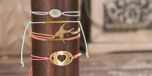 Feenhaus Selber Basteln : handgemachter schmuck 27 diy armband ideen bastelideen ~ Lizthompson.info Haus und Dekorationen