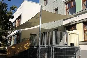 Balkon Markise Elektrisch : sonnensegel balkon good balkon sonnensegel markise ~ Lizthompson.info Haus und Dekorationen