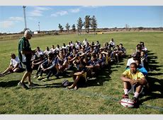 SA Rugby Legends tour to postmasburg South African Rugby