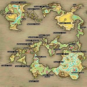 Final Fantasy Lieux Et Cartes WikiSquare