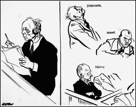 Russian Cartoon About Munich Chamberlain And Daladier Act As
