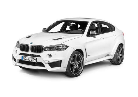 """Bwm X6 """"falcon"""" Tuned By Ac Schnitzer Debuts At Essen"""