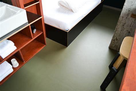 duurzame vloer marmoleum vloer volkshotel duurzaam actueel
