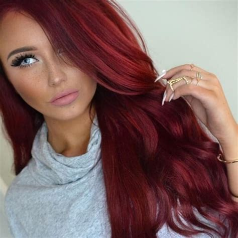 spice   life    red hair color ideas