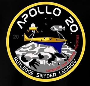 new illuminati: Apollo 20: A Space Absurdity