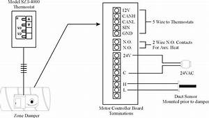 Duct Smoke Detector Wiring Diagram